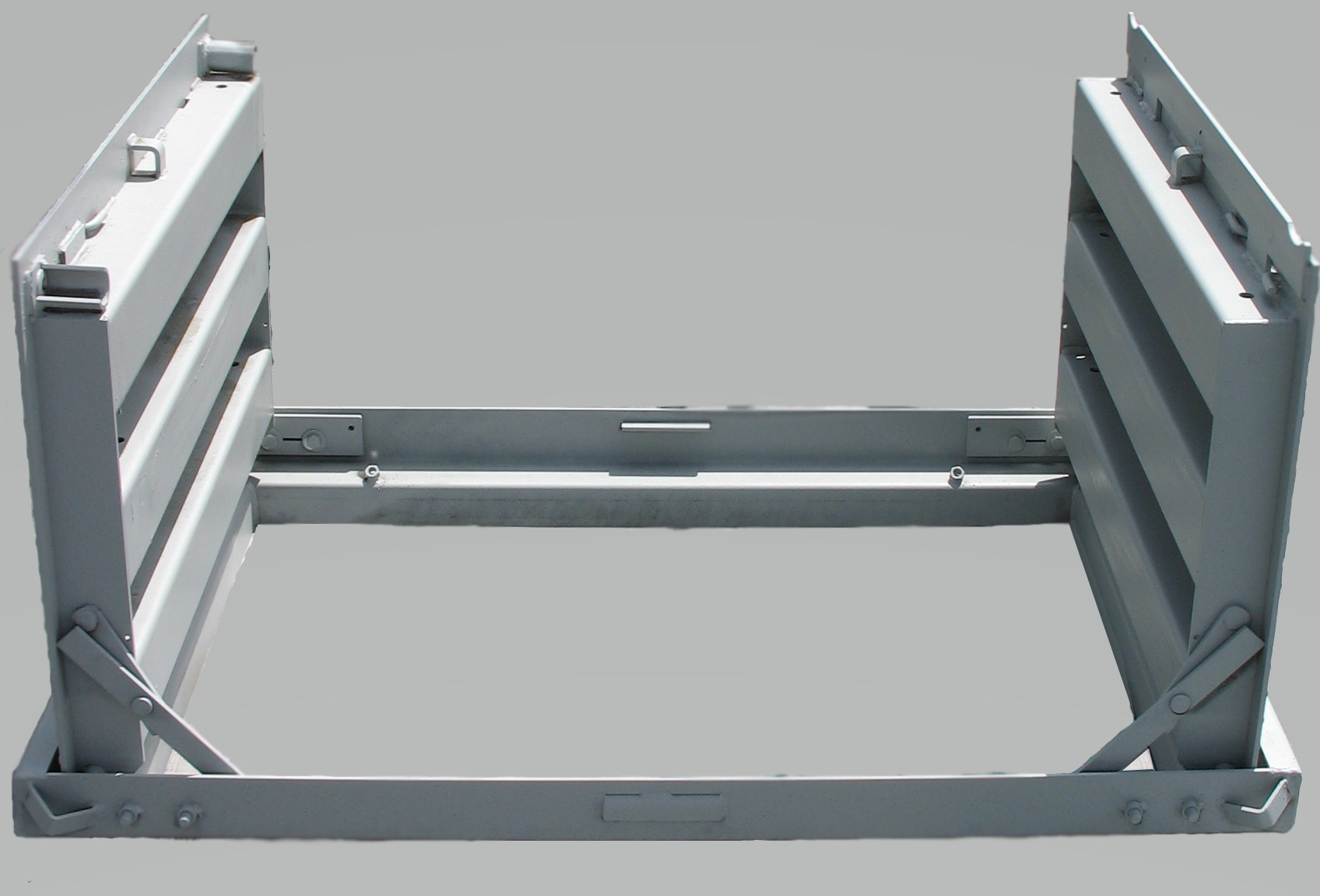 Aluminum Access Hatch - Traffic-Rated