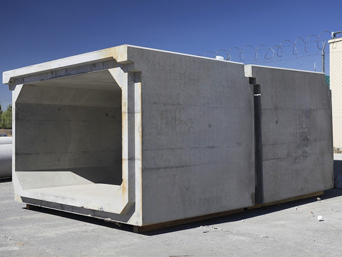Precast Concrete Forms For Sale: Precast Concrete Manufacturer Serving
