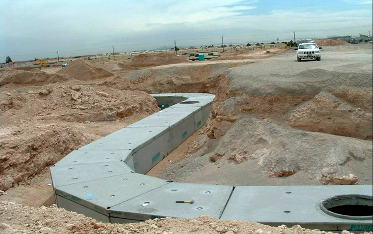 Jensen Precast - Box Culverts - Segmental Box Culvert